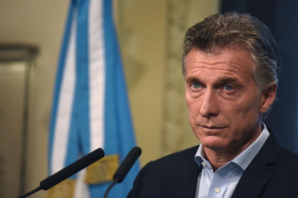 Otra denuncia penal contra el actual mandatario argentino.