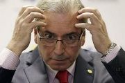 Eduardo Cunha, former speaker of Brazil's lower house, is accused of receiving millions of dollars in bribes while in office.