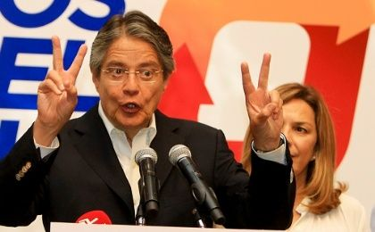 Right-wing banker Guillermo Lasso has formed an unlikely alliance with the  Marxist Leninist Communist Party of Ecuador.