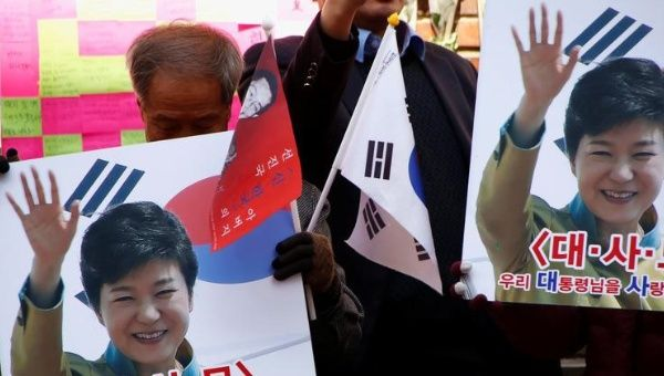 Ousted South Korean President Park Geun-hye faces up to 20 days in jail.
