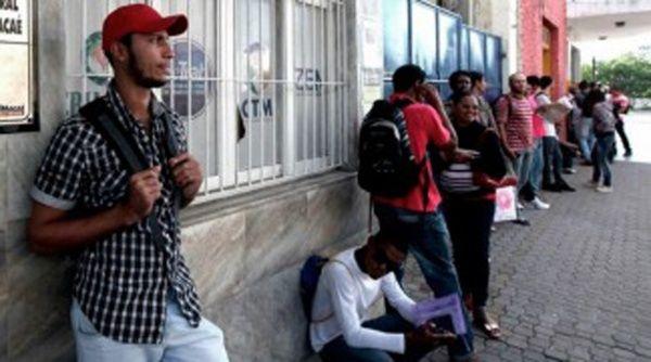 Resultado de imagen para brasil desocupacion