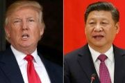 U.S. President Donald Trump (left) and Chinese President Xi Jinping are scheduled to meet at Trump's Mar-a-Lago resort in Florida.