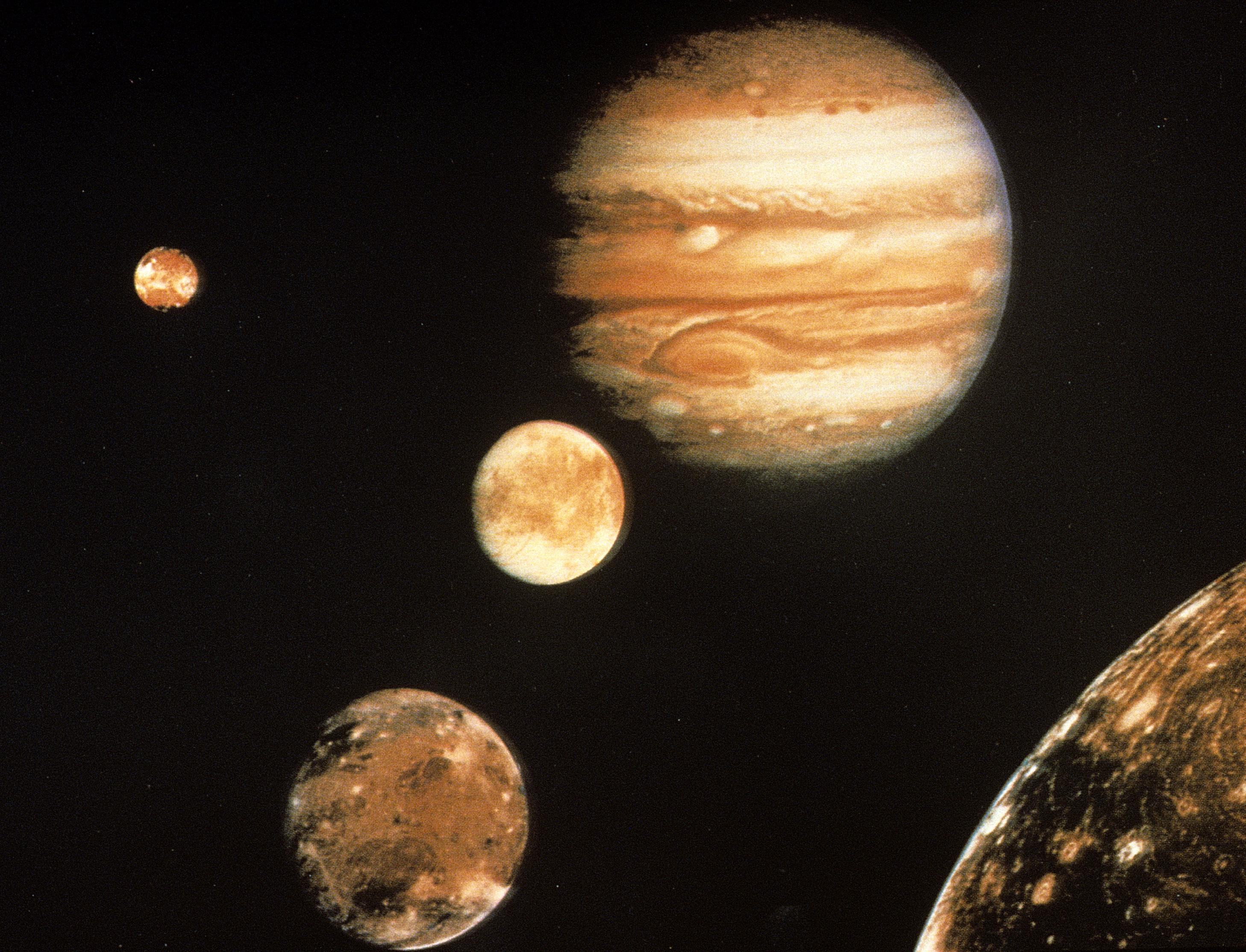 En los próximos días Júpiter estará más cerca de la Tierra