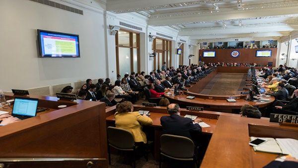 El secretario general de la OEA y varios Gobiernos de derecha lideran un ataque contra Venezuela.