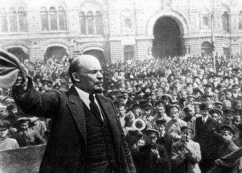 Vladimir I. Lenin.