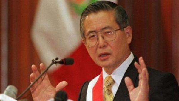 Resultado de imagen de Alberto Fujimori imágenes