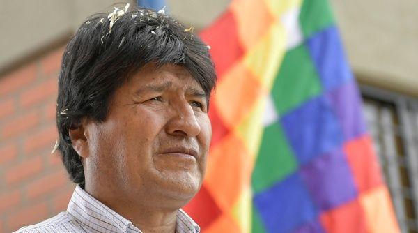 El mandatario boliviano indicó que varios países son presionados para asediar a Venezuela.