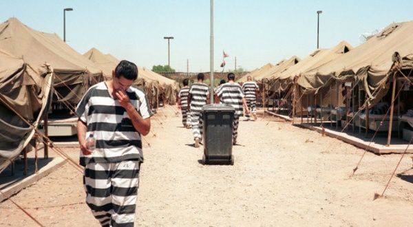 Pros and cons for arizona tent city