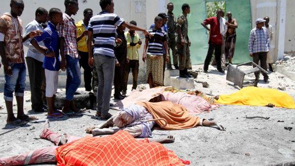 El grupo terrorista Al Shabab controla las zonas rurales de Somalia.