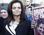Palestinian activist Rasmieh Yousef Odeh