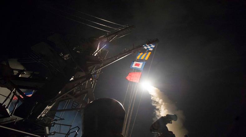 El ataque fue perpetrado durante la madrugada del viernes. Siria lo considera como una agresión a su soberanía.