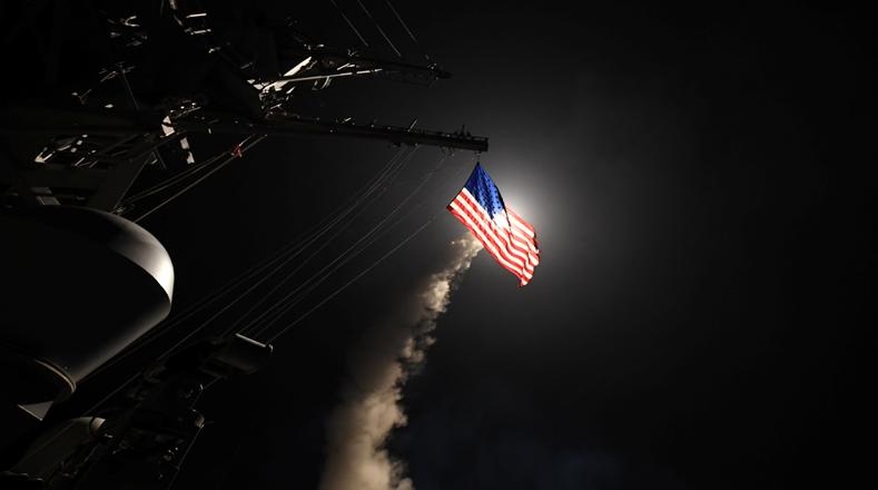 Como consecuencia del impacto de los misiles fallecieron nueve civiles, entre los que estaban cuatro niños