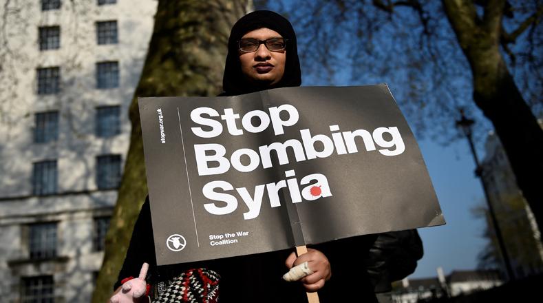La Coalición Alto a la Guerra condena la decisión de Donald Trump de lanzar ataques contra objetivos sirios. Esta acción solo aumentará el nivel de matanzas en Siria e inflama la terrible guerra que ya ha causado un profundo sufrimiento para el pueblo del país, denunciaron.