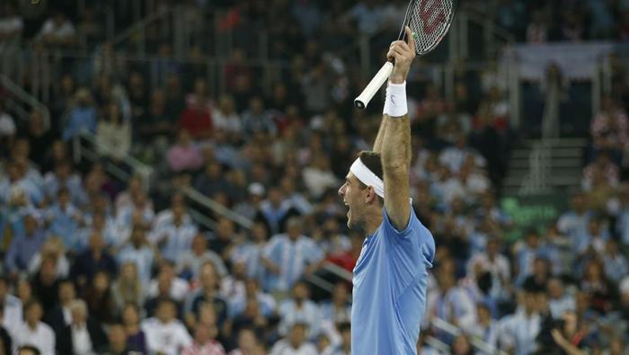 Argentina será cabeza de serie en sorteo de Copa Davis