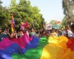 Lucknow, India Holds its First Pride Parade