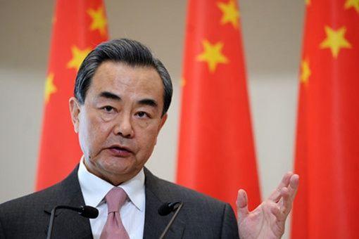 Resultado de imagen para Ministerio de Asuntos Exteriores chino.