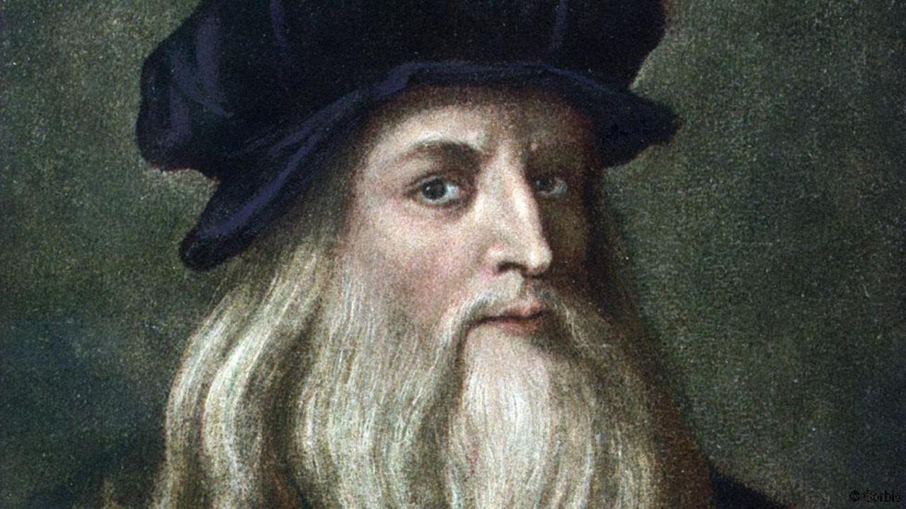 Cinco curiosidades sobre Leonardo da Vinci