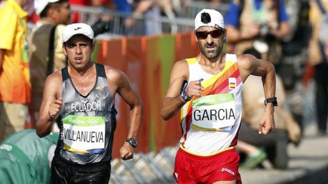 Marcha de 50 km sigue en programa de atletismo de JJ.OO.