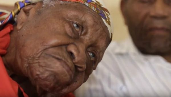 The Guinness Book of World Records also recognizes Violet Brown as the oldest verified person from Jamaica.