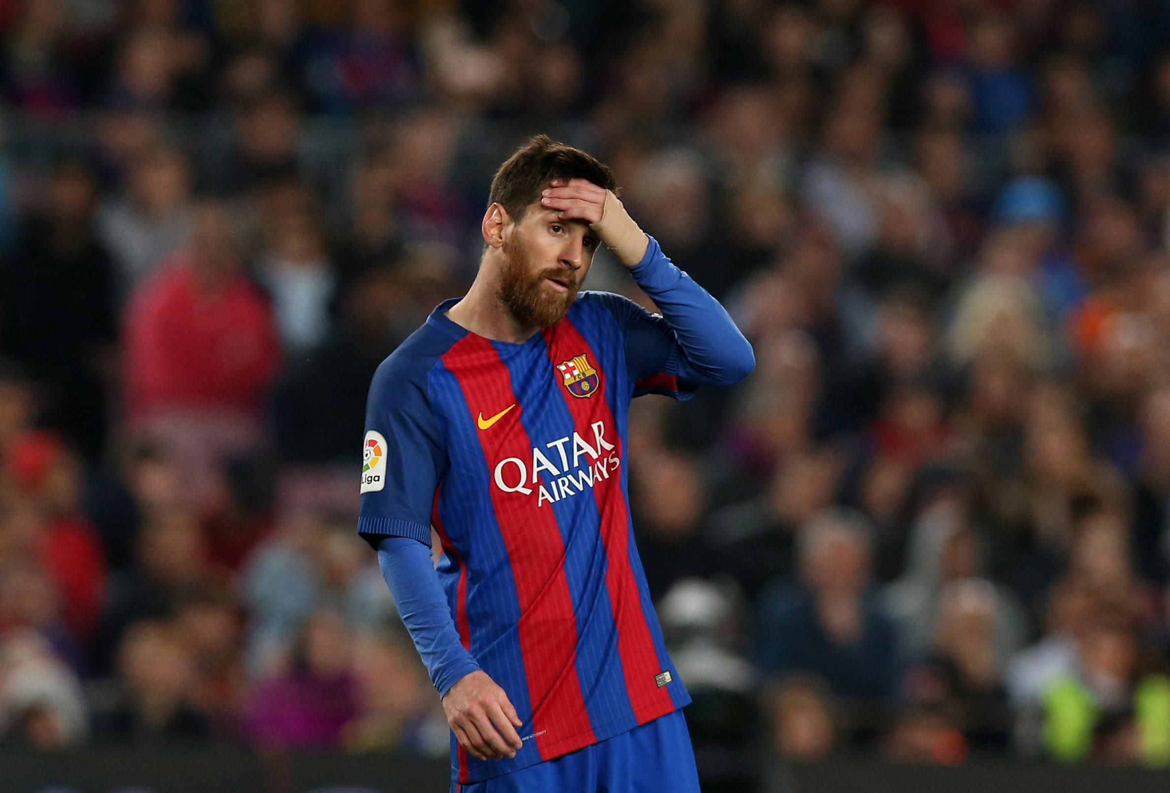 FIFA reduciría sanción a Messi si acude a audiencia en Suiza