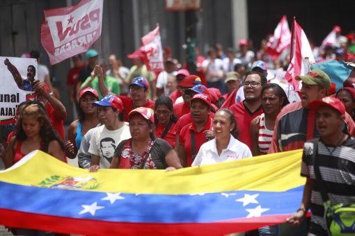 Convocan a los venezolanos a reafirmar compromiso con la soberanía