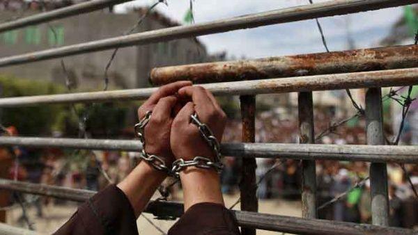 Se estima que más de 1.500 reos forman parte de la protesta.
