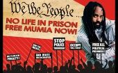 """Thirty-five (years) in prison is 35 years too long,"" supporters of Mumia Abu-Jamal proclaim."