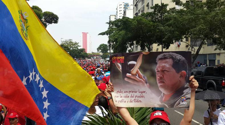 El Gobierno venezolano pidió a la oposición cumplir con la Constitución y las normas establecidas para las manifestaciones públicas y pacíficas.