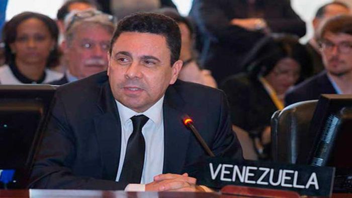 Denuncian relación de la violencia opositora en Venezuela con llamados injerencistas de la OEA