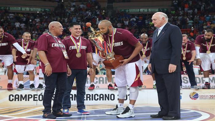 Sorteados Grupos de la Copa América de baloncesto 2017