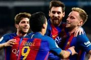Barcelona managed to snatch victory away from bitter rivals Real Madrid in the hotly contested El Clasico.