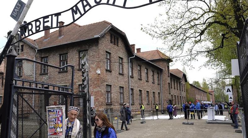 """Los participantes de este encuentro intentan resignificar lo que durante 1944 fueron las """"marchas de la muerte"""", donde miles de judíos caminaban hacia su muerte para acelerar el exterminio ."""