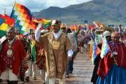 Bolivian President Evo Morales has worked to improve Indigenous rights.