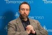 Jimmy Wales, founder of the user-edited online encyclopedia Wikipedia, on Oct.21, 2009.