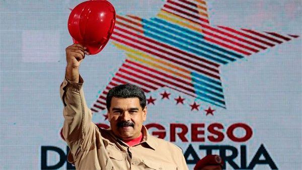 Maduro llamó a derrotar a los terroristas de la derecha que buscan asaltar el poder político mediante cualquier medio.