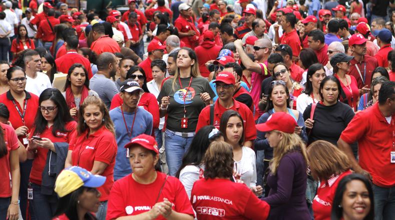 La marcha partirá desde la Plaza Bolívar en centro de Caracas y finalizará frente al Palacio Presidencial.