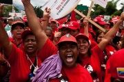 'This Fight Is Ours': Venezuela Women March Against Imperialism