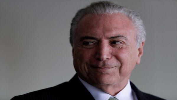 Temer enfrenta la primera huelga en Brasil en más de 20 años.