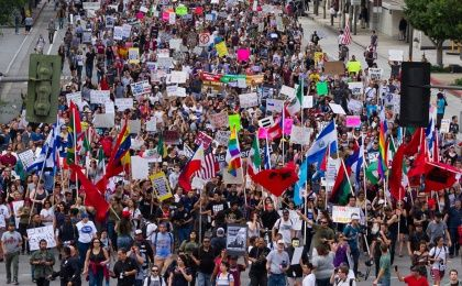 """Sometimes (the resistance) is slow, at other times it explodes,"" Professor Rudy Acuña told teleSUR."