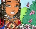 """The Indigenous Adventures of Princess Vanae"" is the first in a series exploring Black culture."