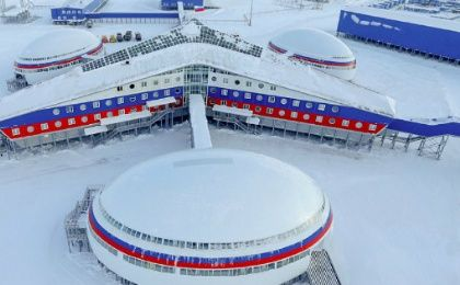 Russia has built up its military presence and is in the process of constructing new bases, refurbishing old ones and improving its communications infrastructure.