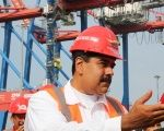 President Nicolas Maduro announced another wage hike to fight the economic hardships the country is facing.