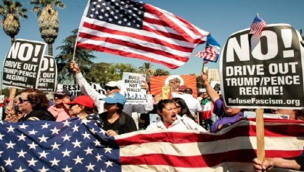 Image result for los angeles may day 2017