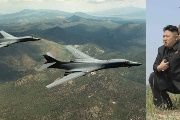 The DPRK saw the deployment of two U.S. B-1B supersonic bombers as tentative to a potential nuclear strike on the country.