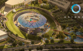 "Oxygen, the ""human playground,"" is expected to be completed by 2018."