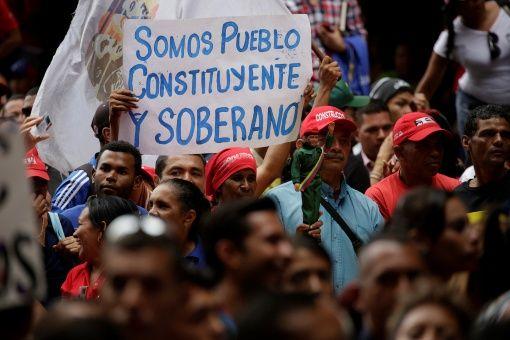 Resultado de imagen para asamblea constituyente venezuela