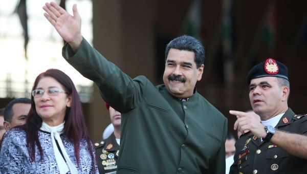 Venezuelan leaders including President Nicolas Maduro have been subject to an intense international media campaign.