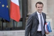 Emmanuel Macron served as France's Economy Minister for two years and designed most of the neoliberal economic measures passed in the previous government.