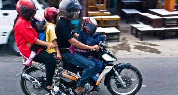 Motos son la principal causa de muerte en ni os en a - Cancela seguridad ninos ...