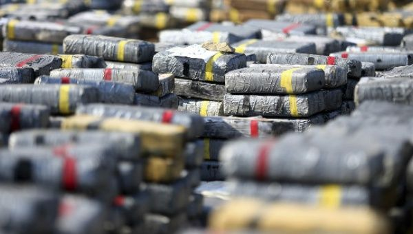 Ecuador has seized nearly 30 tons of cocaine since the beginning of this year.